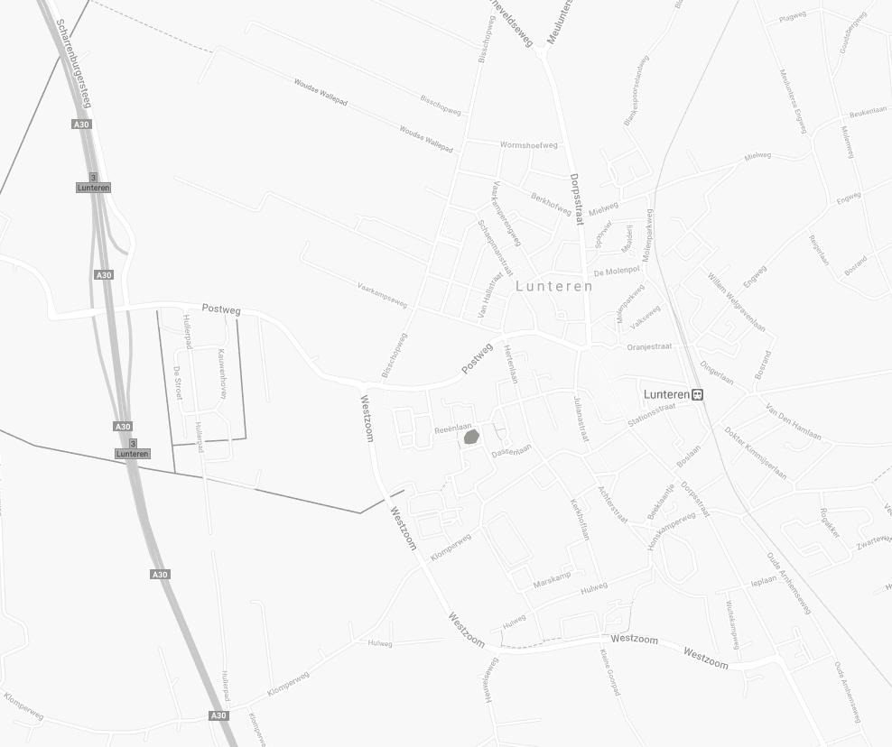 Lunteren - PPRC adres